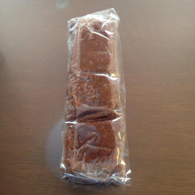 【手土産】遠山珈琲の『コーヒーブランデーケーキ』はお酒好きな人におすすめスイーツ