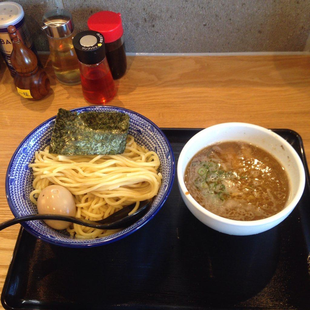 国道464号線沿いにある『麺やまだ』さんのつけ麺をいただいてきました!