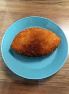 ビーフカレーパン ¥160