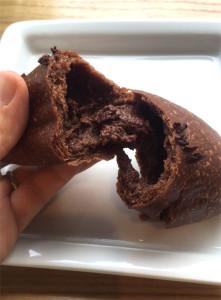 ビターなチョコクリームが くどくなくてGOOD!