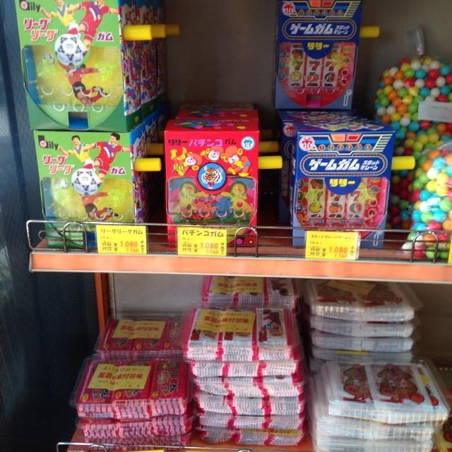 合羽橋にある駄菓子屋【河原商店】