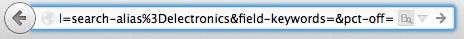 amazonで割引商品だけを検索結果に表示する方法