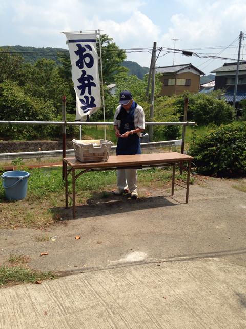 小湊鉄道 枝豆収穫祭