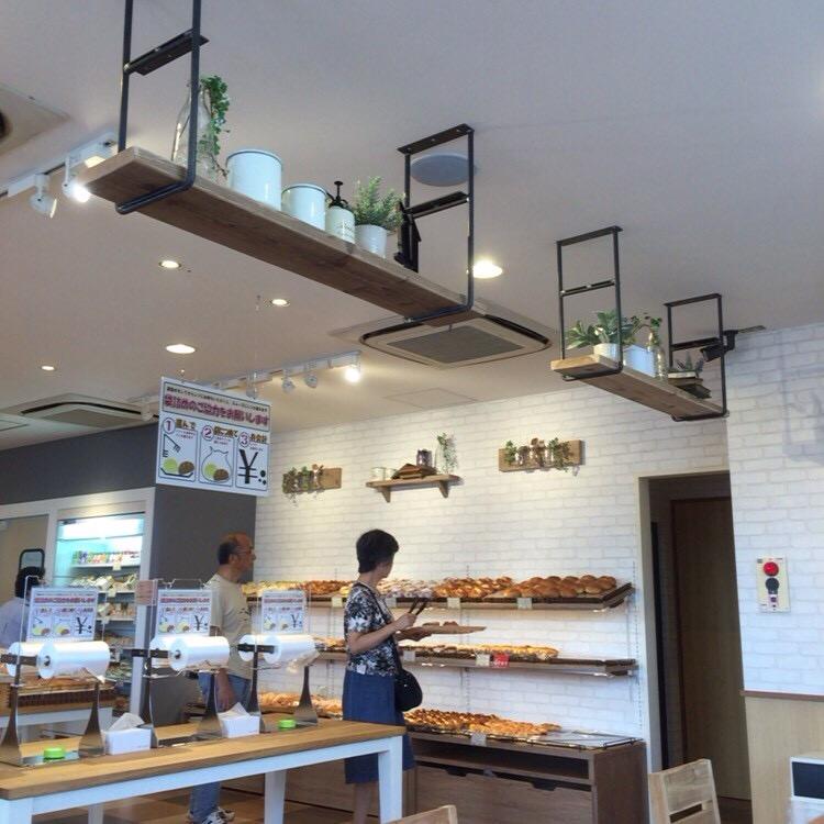 100円パンで大人気の鎌倉ベーカリー白井店がようやくオープン!