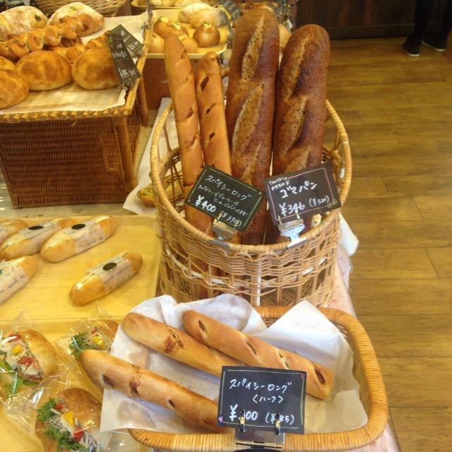 本所吾妻橋にある下町のパン屋さん