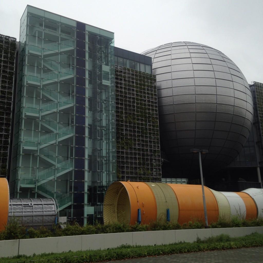 【名古屋観光】世界最大規模のプラネタリウムが堪能できる『名古屋市科学館』は必ず行っておきたいスポット
