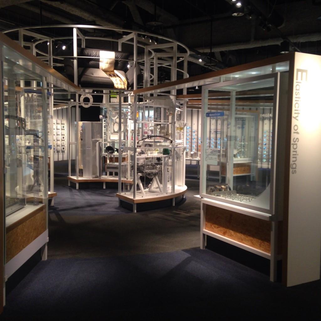 名古屋市科学館5Fにある『極寒ラボ』は大人も子供も楽しめるのでオススメ