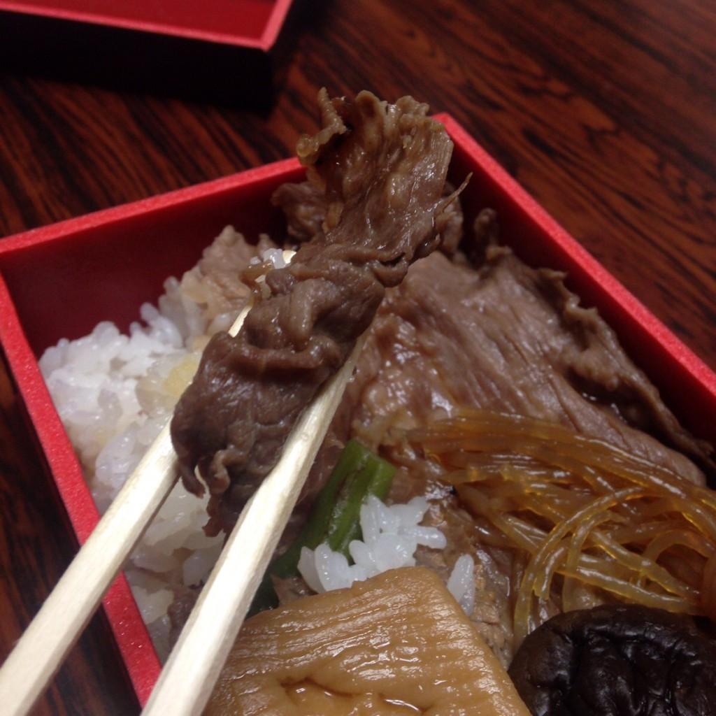 羽田空港で空弁を買うならリッチに『人形町今半すき焼重』はいかが?たまにしか食べられないからこそ少し高くても美味しいモノがオススメ